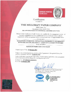The Millcraft Paper Company - 417962 - SFI Certificate 2015-2020.FINAL-thumbnail