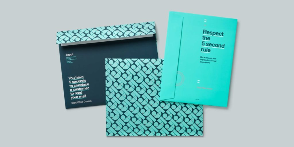 Direct Mail - Respect the 5 Second Rule