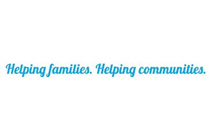 Helping Families, Helping Communities graphic
