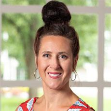 Brittany Rohner - VP, HR