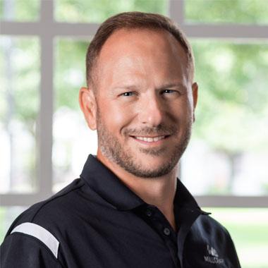 Travis Mlakar - President